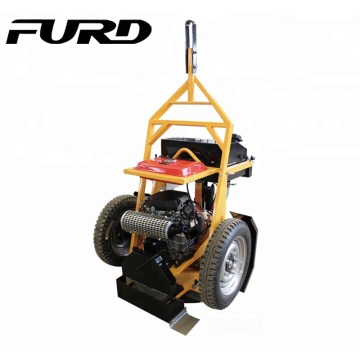 New Arrived Gasoline Cutting Machine Gasoline Rail Circular Saw Machine FQY-400