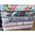 Brushed Bedding Sets Fabric Various Pattern Printing
