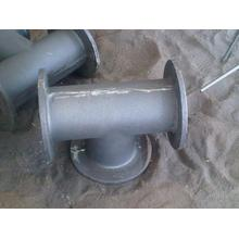 Ductile Iron  Double Socket Tee