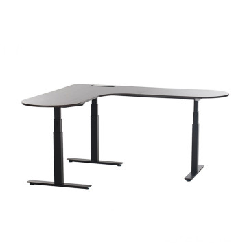 Degree L-Shaped Office Table CEO Desk