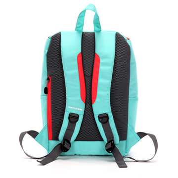 Suissewin College-style Fresh Simple Leisure Simple Backpack