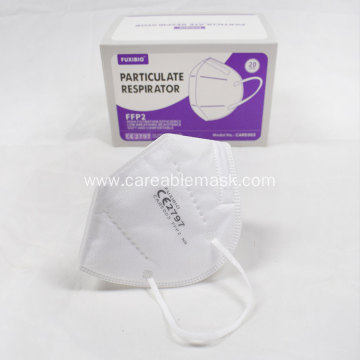 FFP2 Face Mask Anti Virus Filter CE