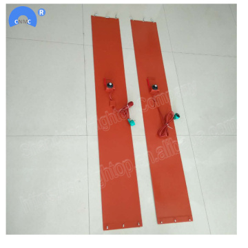 200 * 1740mm Silicone Rubber Drum Verwarming riem