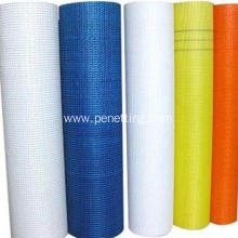 Silicon Coated Fiberglass Mesh Fabric