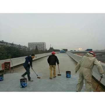 Waterproofing membranes for concrete bridge decks