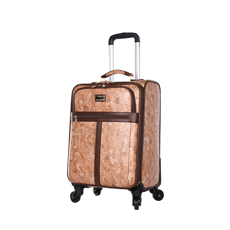 Leather Travel Luggage Bags