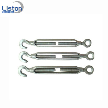 Standard US Type Sail Boat Stainless Steel Turnbuckle