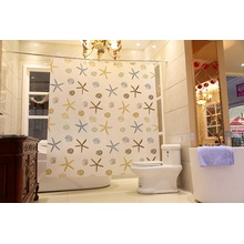 Shower Curtain PEVA Sea Creatures