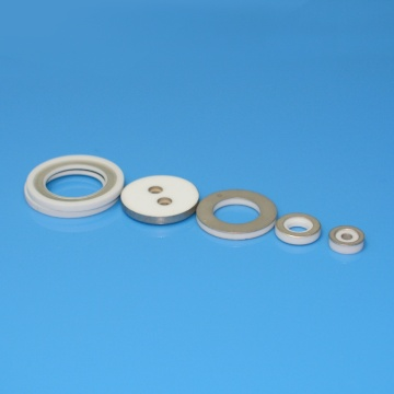 Vacuum Alumina Ceramic Body with Mo/Mn Metallization