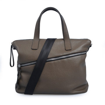 Mens Satchel Minimalist Bag Handcrafted Leather Bag