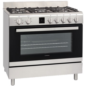 Westinghouse Gas Ovens Freestanding