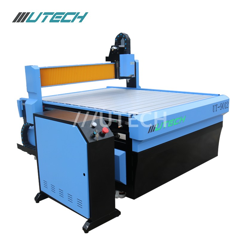 small cnc advertisement machine