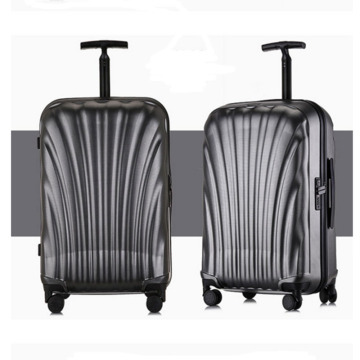 Premium quality luggage lightweight PC hard suitcase
