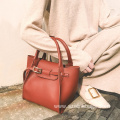 Fashion Ladies Handbags Tote Bags in PU Leather