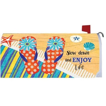 Custom Outdoor Slow down Mailbox Cover