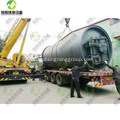 Automatic Waste Plastic to Diesel Oil Plant