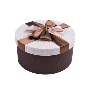 Luxury Gift Box Packaging Custom With Ribbon Packing