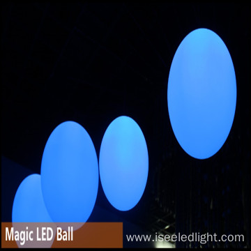 Christmas decoration led dmx 3D magic ball