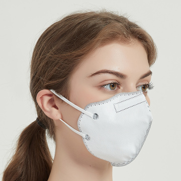 5 Layers Antivirus Disposable Respirator Ffp2 Mask