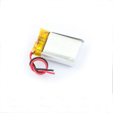 300mAh Li-Polymer Battery with PCM for VR Glasses