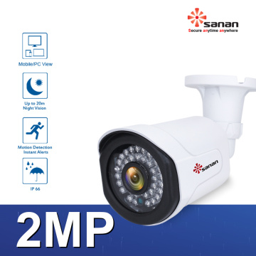 2mp Starlight bullet camera wall mount bracket