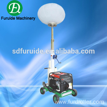 2 KW Mobile Balloon Light Tower with diesel generator (FZM-Q1000B)
