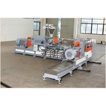 ABS with Carbon Masterbatch Compounding Extruder Pelletizing Line