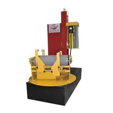 Small Wheel wrapping machine
