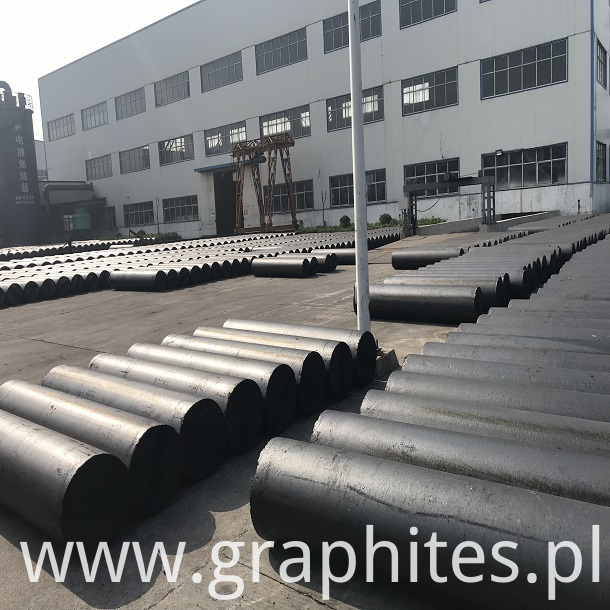 UHP 550 Graphite Electrode Rod