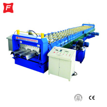 Hydraulic Aluminum Floor Deck Roll Forming Machine