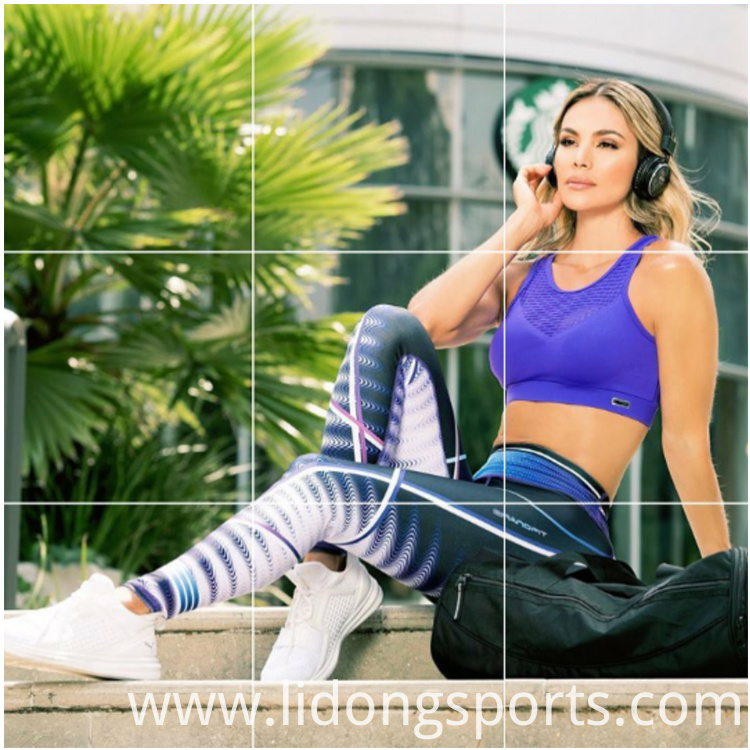 OEM Service Workout Yoga Pant Fitness Legging for Women Gym Wear
