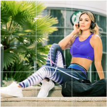 custom logo yoga pants leggings for women fitness
