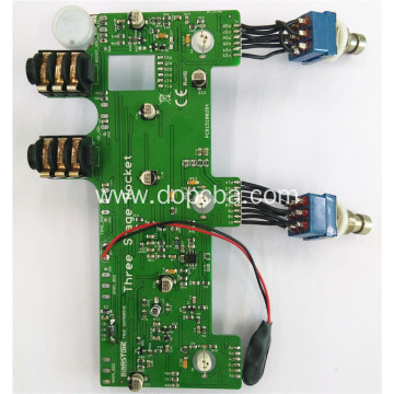 Multilayer Printed Circuit Board Assembly Services