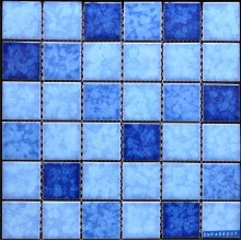 Bumpy Swimming Pool Porcelain Mosaic