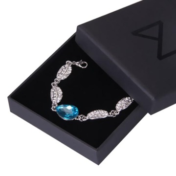 High Quality Jewelry Necklace Set Gift Paper Box