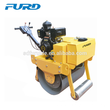 500kg Single Drum Vibratory Road Roller (FYL-700)
