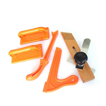 5PC Woodworker`s Safety Kit