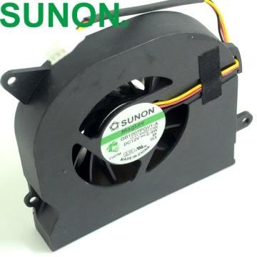 GB1207PGV1-A, 13.V1.B4337.F.GN DC 12V 2.4W Server Laptop cooling Fan