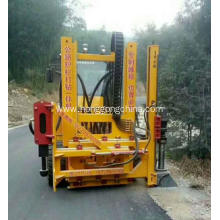 Highway Pile Driving Machine for Extracting