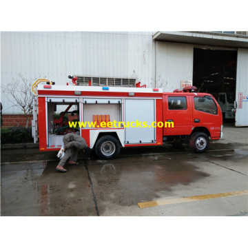DFAC 7m3 Airport Fire Fighting Trucks