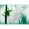 Latest Design Menstrual Bamboo Fiber Sanitary Towel