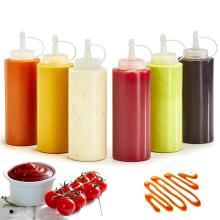 Kitchen Squeeze Bottle Ketchup Sauces Mustard Squeeze Bottles Condiment Bottle Squirt Squeeze Dispenser Kitchen Tools