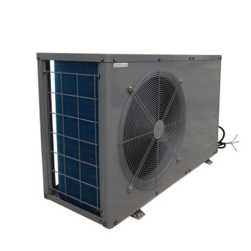 Heat pumps EVI for radiator heating systems