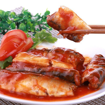 Cheap Canned Sardine Fish In Tomato Sauce 425g