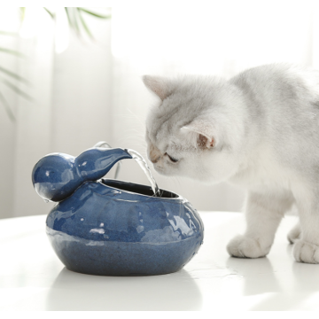 Automatic Ceramic Hoist Pet Water Fountain