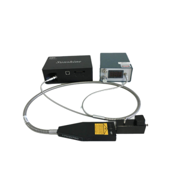 Raman spectrometer components