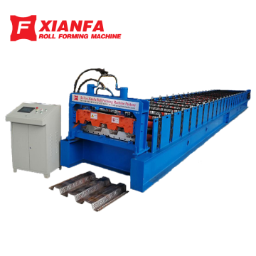 Galvanized Steel Panel Floor Deck Roll Forming Machine