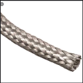 304 Stainless Steel Fiber Braid Tube Cable Sleeving