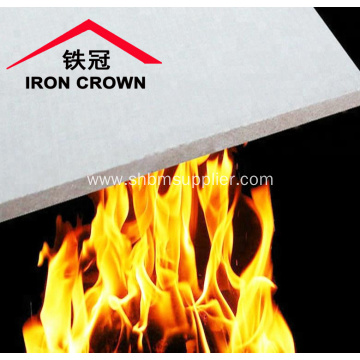 New Materials MGO Magnesium Oxide Fireproof Wall Board