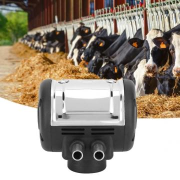 Stainless Steel Pulsation Rate Livestock Gas Pulsator for Cow Cattle Milker Milking Machine Dairy Farm Parts Pulsation Pulsator